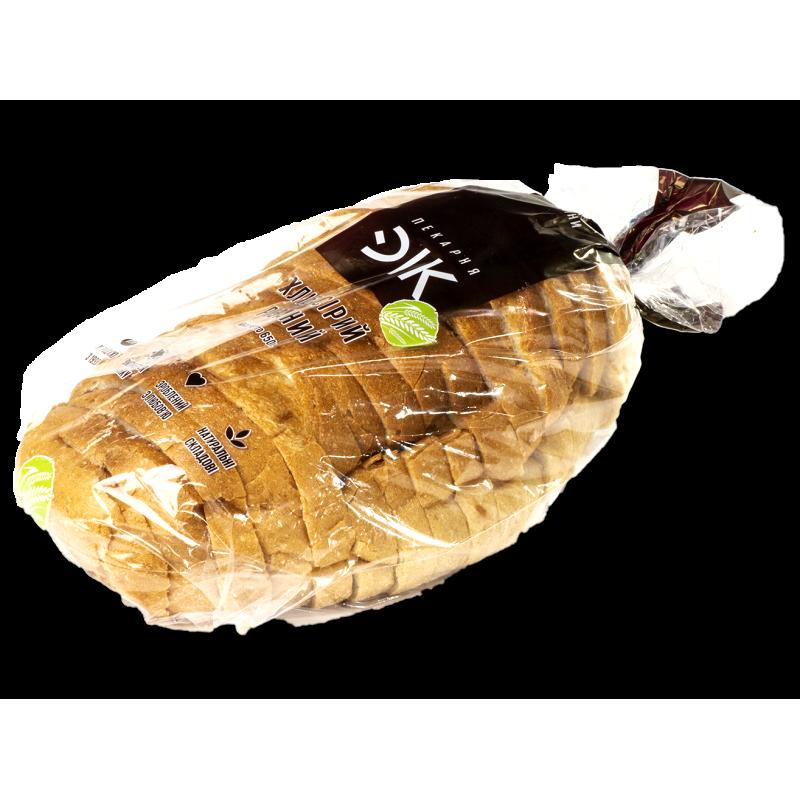 Хліб пшеничний сірий різаний