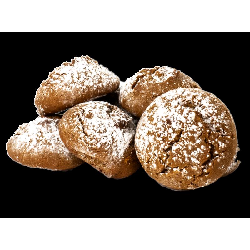 Печиво з згущеним молоком