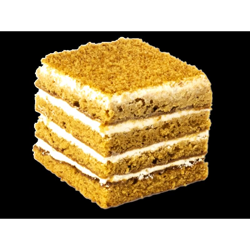 Медове тістечко