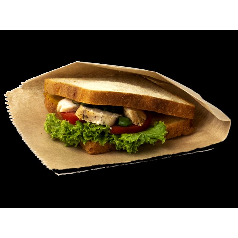 Бутерброд «Тостовий з куркою»