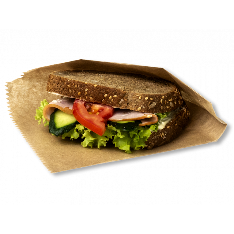 Бутерброд «Соняшниковий з шинкою»